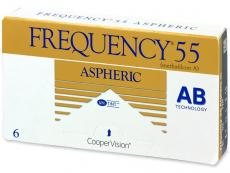 Kontaktní čočky - Frequency 55 Aspheric (6čoček)