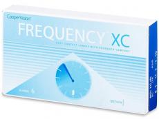 Kontaktní čočky - FREQUENCY XC (6čoček)