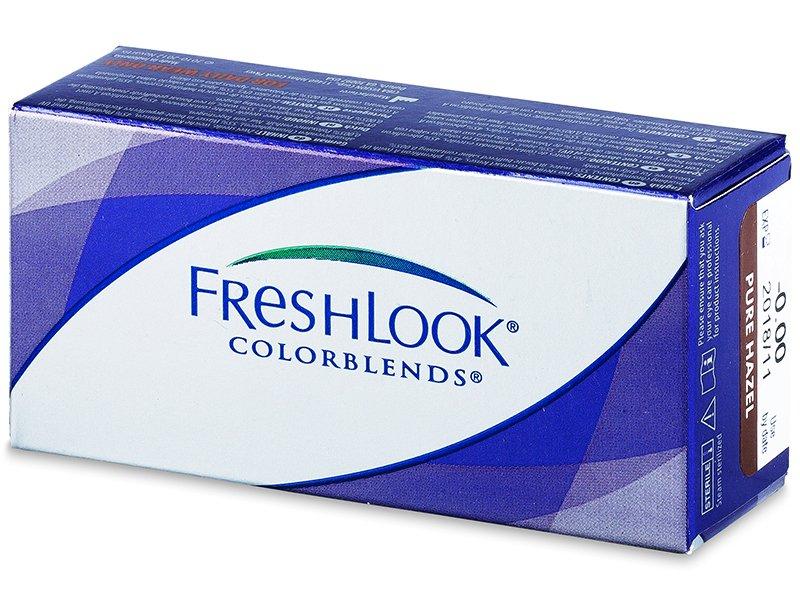 FreshLook ColorBlends - dioptrické (2čočky) - Barevné kontaktní čočky - Alcon