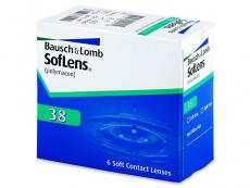 Kontaktní čočky Bausch and Lomb - SofLens 38 (6čoček)