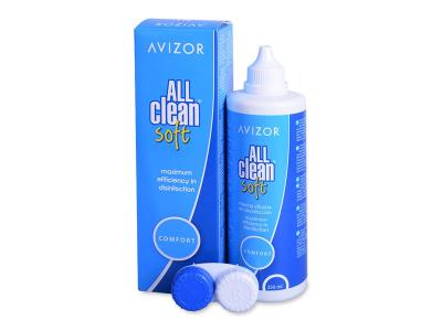 Roztok Avizor All Clean Soft 350 ml  - Čistící roztok