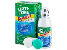 Roztoky Opti-Free - Roztok Opti-Free RepleniSH 120ml