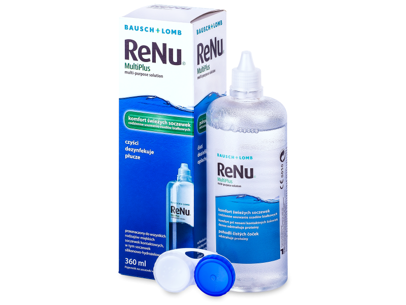 Roztok ReNu MultiPlus 360 ml