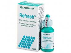 Oční kapky - Oční kapky Refresh 15ml