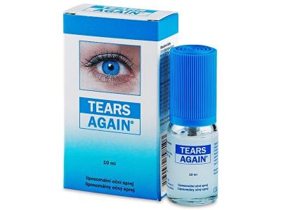 Oční sprej Tears Again 10ml