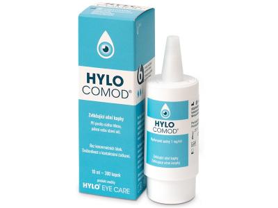 Oční kapky HYLO-COMOD 10ml