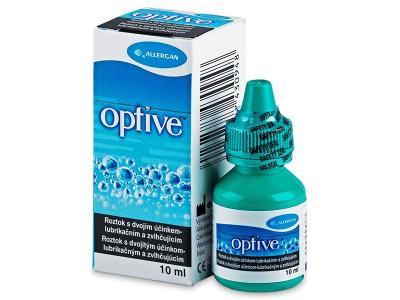 Oční kapky OPTIVE 10ml  - Předchozí design