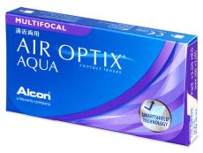 Air Optix Aqua Multifocal (6čoček)