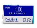 Dailies AquaComfort Plus (30čoček)