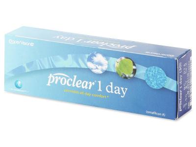 Proclear 1 Day (30čoček) - Předchozí design