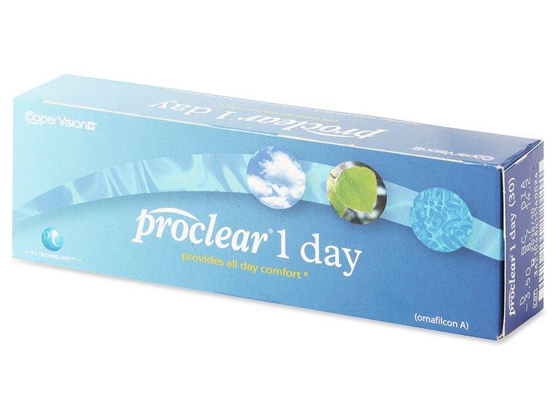 Předchozí design - Proclear 1 Day (30čoček)