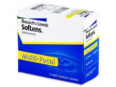 Multifokální kontaktní čočky - SofLens Multi-Focal (6čoček)