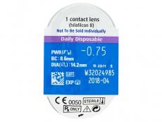 SofLens Daily Disposable (30čoček)