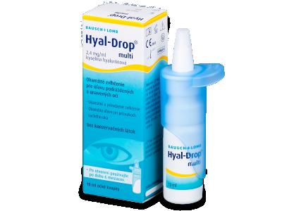 Oční kapky Hyal-Drop multi 10ml