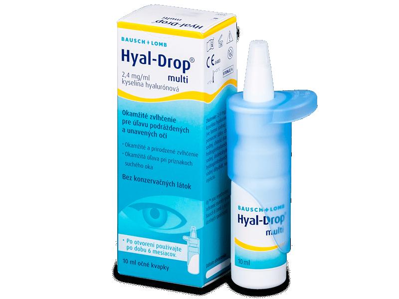 Oční kapky Hyal-Drop multi 10ml  - Oční kapky