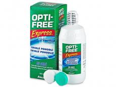 Kontaktní čočky - Roztok Opti-Free Express 355 ml
