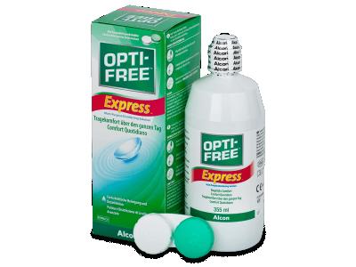 Roztok Opti-Free Express 355 ml  - Čistící roztok