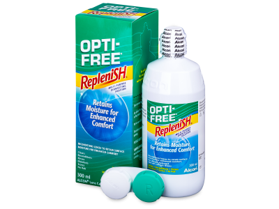 Roztok Opti-Free RepleniSH 300 ml