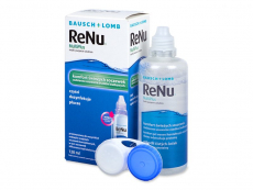 Bausch and Lomb - Roztok ReNu MultiPlus 120 ml