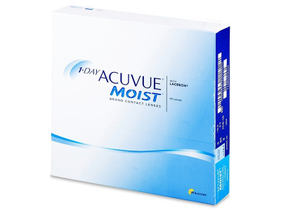1 Day Acuvue Moist (90čoček)