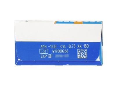 SofLens Daily Disposable Toric (30čoček)
