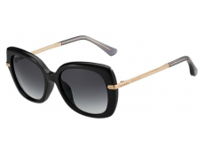Sluneční brýle Oversize - Jimmy Choo Ludi/S N08/9O