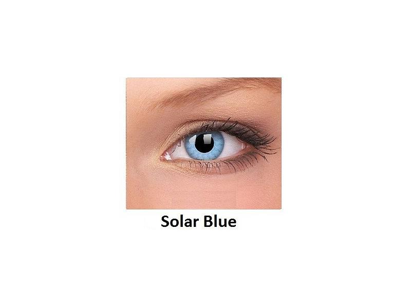 Solar Blue
