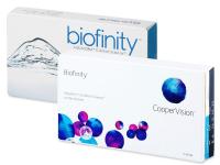 Biofinity (3čočky) - Předchozí design
