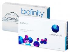 Biofinity (3čočky)