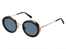 Kulaté sluneční brýle - Max Mara MM EILEEN 807/KU