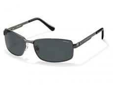 Obdélníkové sluneční brýle - Polaroid P4416 B9W/Y2