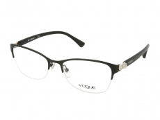 Oválné dioptrické brýle - Vogue VO4027B 352
