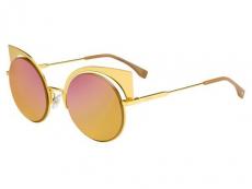 Sluneční brýle Fendi - Fendi FF 0177/S 001/OJ