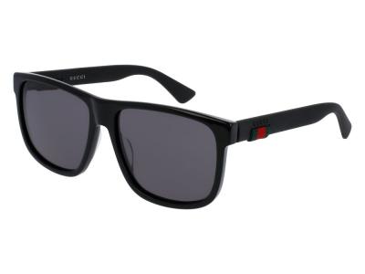 Sluneční brýle Gucci GG0010S-001