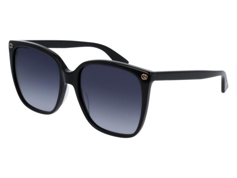 Sluneční brýle Gucci GG0022S-001