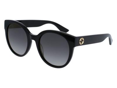 Sluneční brýle Gucci GG0035S-001