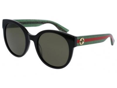 Sluneční brýle Gucci GG0035S-002