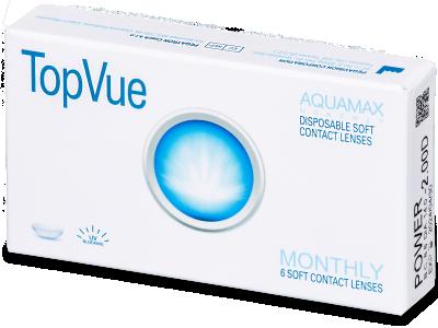 TopVue Monthly (6čoček)