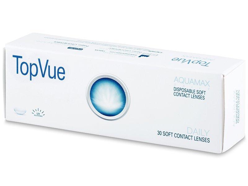 TopVue Daily (30čoček) - Jednodenní kontaktní čočky - TopVue