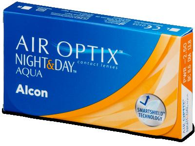 Air Optix Night and Day Aqua (6čoček)